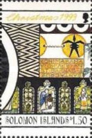 [Christmas - The 150th Anniversary of Melanesian Mission, type AFW]