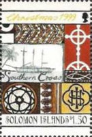 [Christmas - The 150th Anniversary of Melanesian Mission, type AFX]