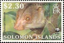 [Endangered Species - Grey Cuscus, Typ AHS]