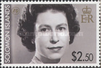 [The 80th Anniversary of the Birth of Queen Elizabeth II, type AQB]