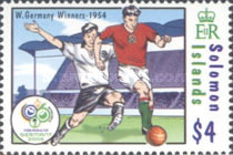 [Football World Cup - Germany, type AQT]