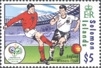 [Football World Cup - Germany, type AQU]