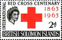 [The 100th Anniversary of Red Cross, type AR]