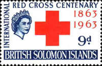 [The 100th Anniversary of Red Cross, type AR1]
