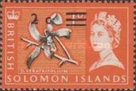 [Issues of 1965 with Imprint of New Value, type AT1]