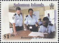 [The 5th Anniversary of RAMSI on the Solomon Islands, type ATO]
