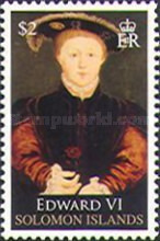 [Kings and Queens of England, type AVA]