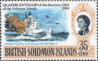 [The 400th Anniversary of Discovery of the Solomon Islands, Typ BT]