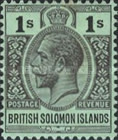 "[King George V - Inscribed ""POSTAGE REVENUE"", type C12]"