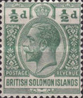 "[King George V - Inscribed ""POSTAGE REVENUE"", type C4]"