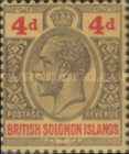 "[King George V - Inscribed ""POSTAGE REVENUE"", type C9]"