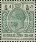 "[King George V - Inscribed ""POSTAGE REVENUE"", type D]"