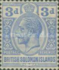 "[King George V - Inscribed ""POSTAGE REVENUE"", type D4]"