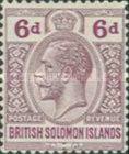 "[King George V - Inscribed ""POSTAGE REVENUE"", type D8]"
