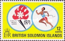 [South Pacific Games, Tahiti, type DL]