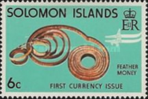 [Introduction of Solomon Islands Coins and Bank-notes, type HO]