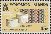 [Introduction of Solomon Islands Coins and Bank-notes, type HR]