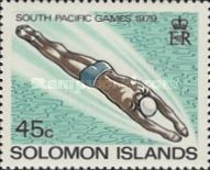 [South Pacific Games, Fiji, type IW]