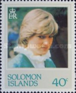 [The 21st Anniversary of the Birth of Diana, Princess of Wales, 1961-1997, type ME]