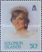 [The 21st Anniversary of the Birth of Diana, Princess of Wales, 1961-1997, Typ MF]