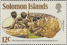 [The 20th Anniversary of Asia-Pacific Broadcasting Union, type OD]