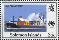 [The 200th Anniversary of the Colonization of Australia - Ships, type TT]