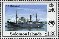 [The 200th Anniversary of the Colonization of Australia - Ships, type TW]