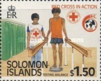 [The 125th Anniversary of International Red Cross, Typ UN]