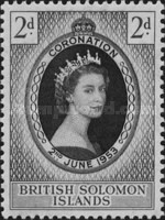 [Coronation of Queen Elizabeth II, Typ Z]