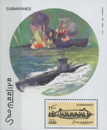 [Submarines, type ]