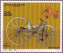 [Bicylcles, type AEP]