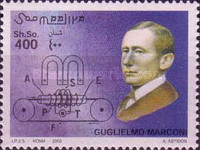 [Death of Guglielmo Marconi, type AJD]