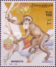 [Monkeys, type AJG]