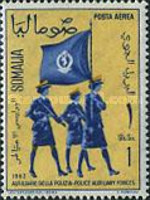 [Women's Auxiliary Forces Formation, type AU]