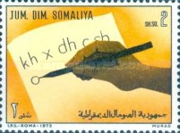 [Introduction of New Somali Script, type GY]