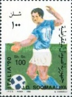 [Football World Cup - Italy, type PD]