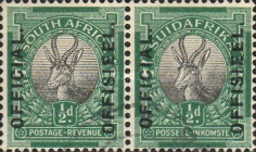 [Postage Stamps of 1913-1926 Overprinted