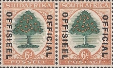 [Postage Stamps of 1930-1938 Overprinted