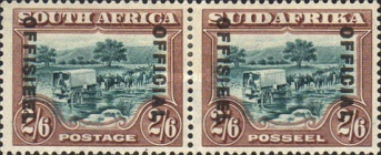 [Postage Stamps of 1927-1928 Overprinted