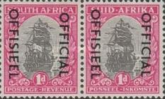 [Postage Stamps of 1934-1951 Overprinted
