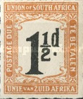 [Numeral Stamps - Rouletted, Typ A10]