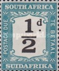 [Numeral Stamps - Redrawn, Typ B]