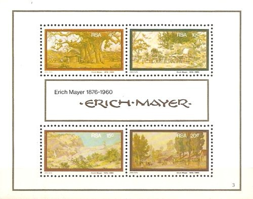 [The 100th Anniversary of the Birth of Erich Mayer, Typ ]