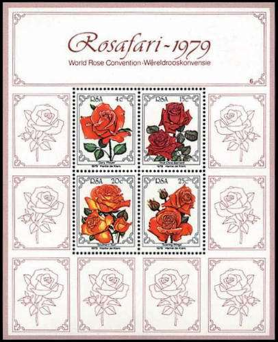 [Rosafari 1979 World Rose Convention, Pretoria, Typ ]