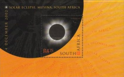 [Total Solar Eclipse, 4 December 2002, Typ ]