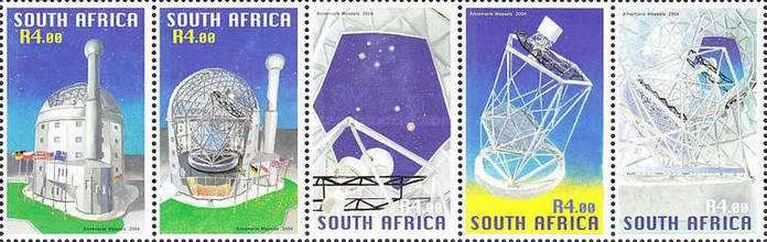 [South African Large Telescope, Typ ]
