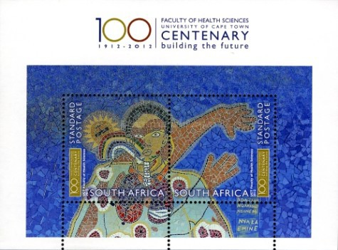 [The 100th Anniversary of the Faculty of Health Sciences - University of Cape Town, Typ ]