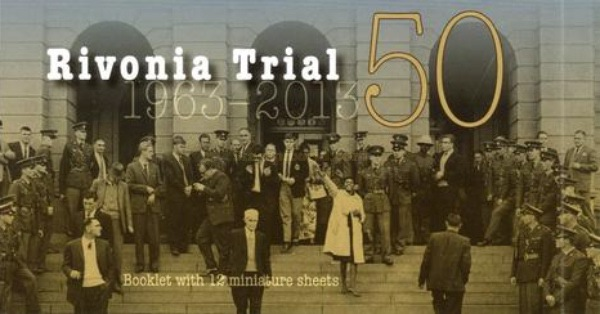 [The 50th Anniversary of the Rivonia Trial, Typ ]