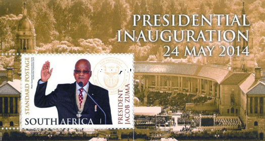[Presidental Inauguration - Jacob Zuma, Typ ]