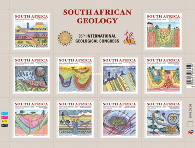 [South African Geology, Typ ]